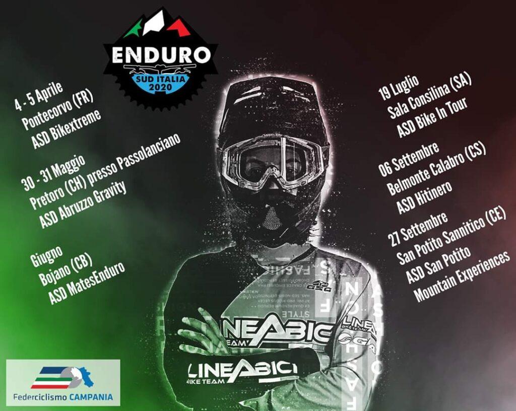 Enduro SUD Italia 2020