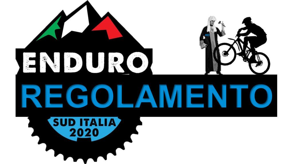 Regolamento Enduro SUD Italia 2020