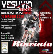 Rinviata la Vesuvio Mountainbike Race