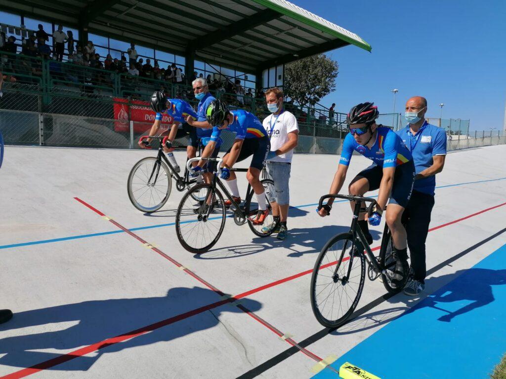 Campionati Italiani giovanili pista la Campania ritorna col sorriso