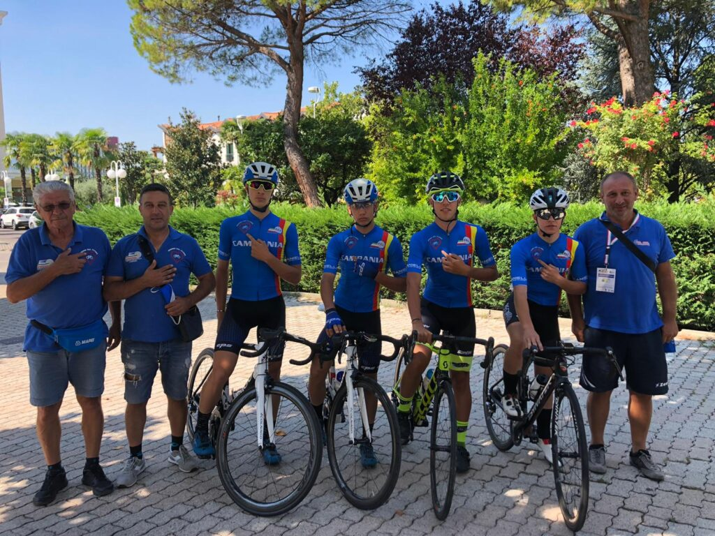 "Campionato Italiano Juniores strada, Lettiero nella ""top ten"""