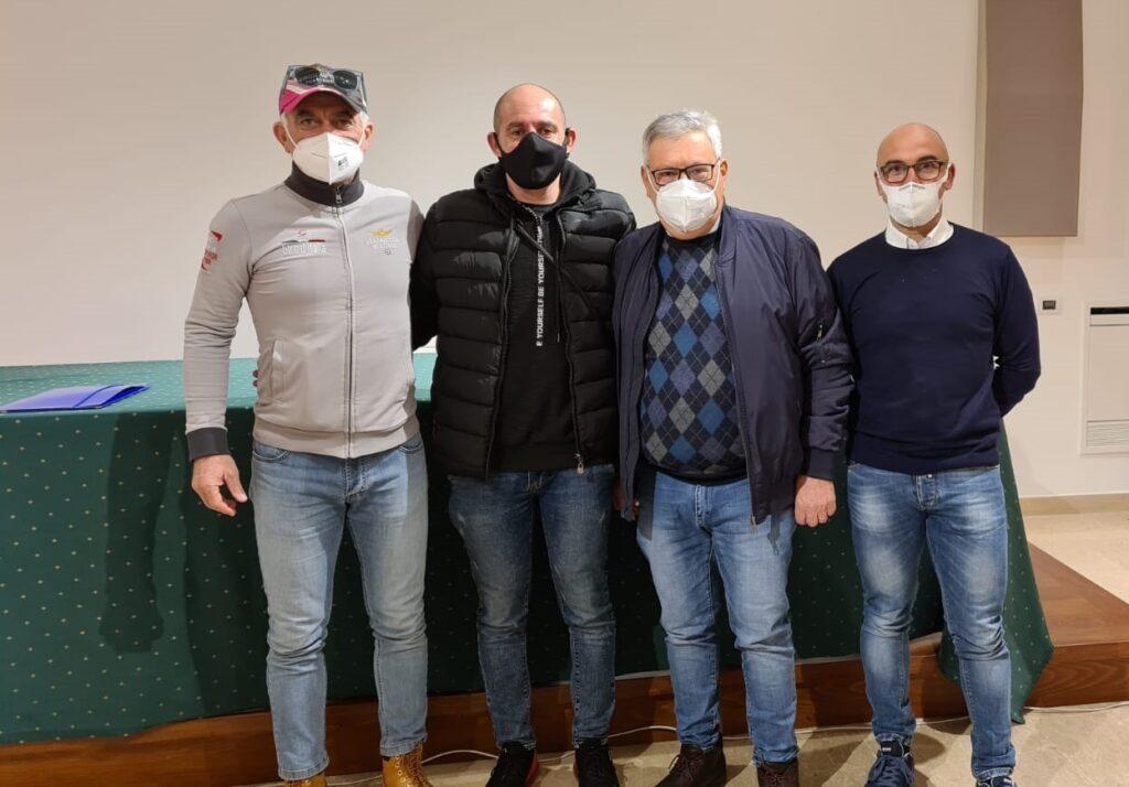 Luigi Sirica riconfermato alla Presidenza F.C.I. Salerno