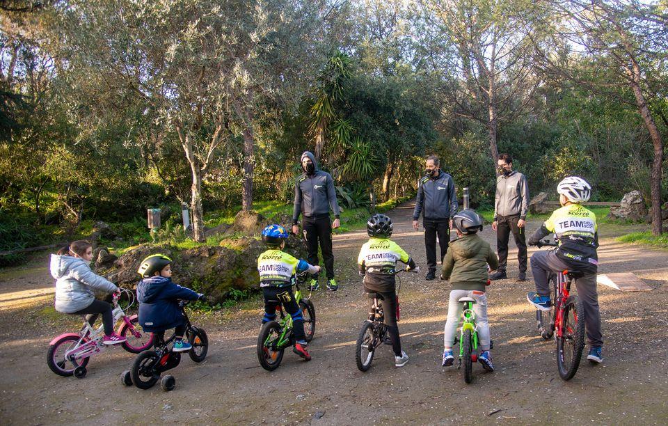 Ischia, nasce nell' isola una nuova squadra di Ciclismo Giovanissimi