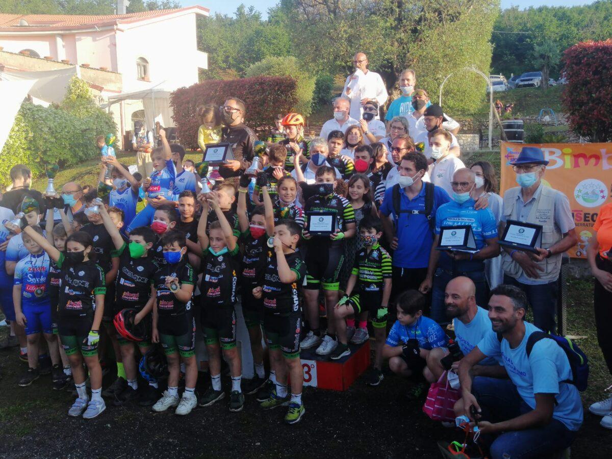 Trofeo MTB Federal Team Bike school