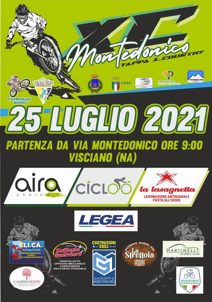 XC Monte Donico un cross country da non perdere !
